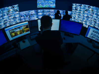 Mobile and fixed security operations centres